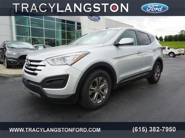 Used 2015 Hyundai Santa Fe Sport 2.4L SUV For Sale in Springfield, TN