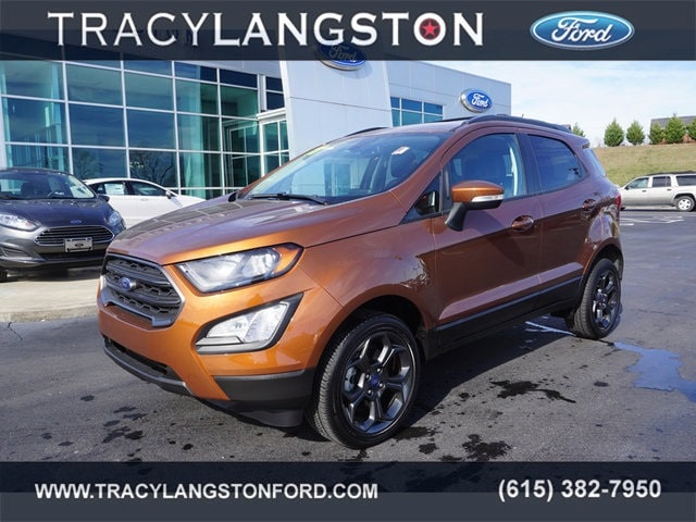 Used 2018 Ford EcoSport SES SUV For Sale in Springfield, TN