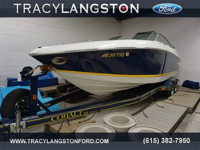 Used 2006 Cobalt Boat For Sale in Springfield, TN