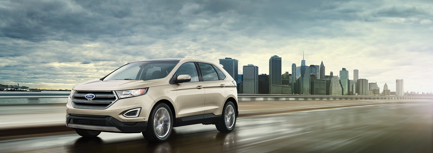 See The Ford Edge Take On The Competition