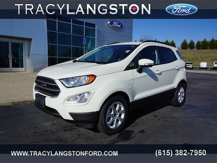 2020 Ford EcoSport SE SUV For Sale in Springfield, TN