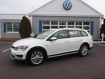 2018 Volkswagen Golf Alltrack TSI SE 4motion Wagon