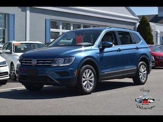 Certified Pre-Owned 2018 Volkswagen Tiguan 2.0T SE 4motion SUV for sale in Hyannis, MA