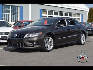 Certified Pre-Owned 2016 Volkswagen CC 2.0T R-Line Pzev Sedan for sale in Hyannis, MA