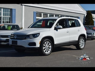 Certified Pre-Owned 2017 Volkswagen Tiguan Limited 2.0T Limited S 4motion SUV for sale in Hyannis, MA