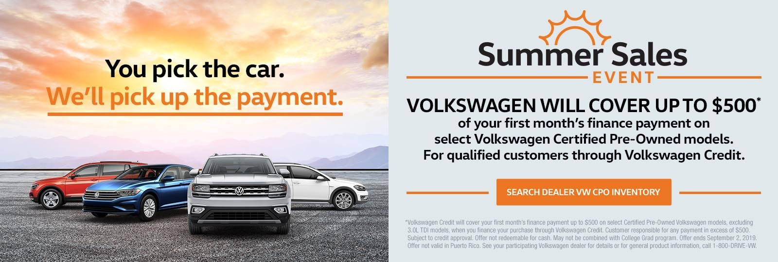 vehicle specials tracy volkswagen