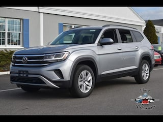 New 2021 Volkswagen Atlas 2.0T S W/BENCH SEAT SUV for sale in Hyannis, MA