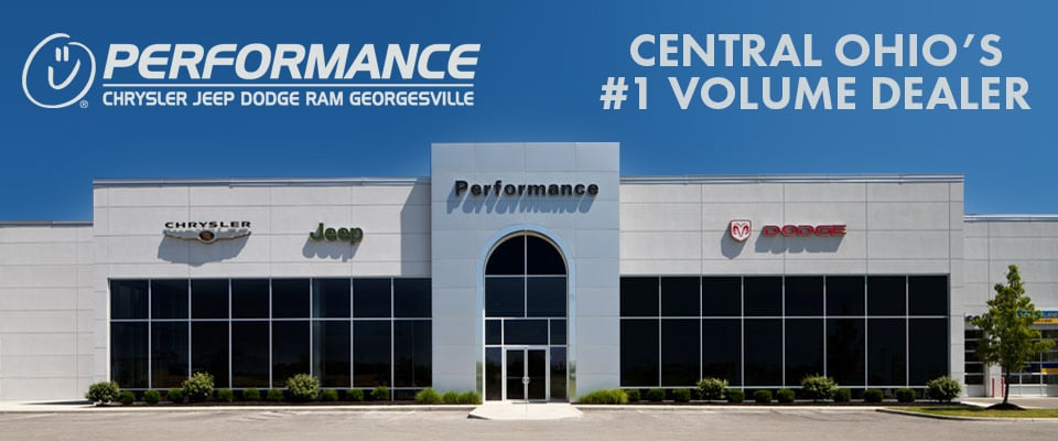 Performance Chrysler Jeep Dodge Ram Columbus in Columbus, OH