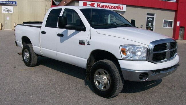 2008 Dodge Ram 2500 DIESEL SLT QUAD SHORTBOX 4X4 Truck