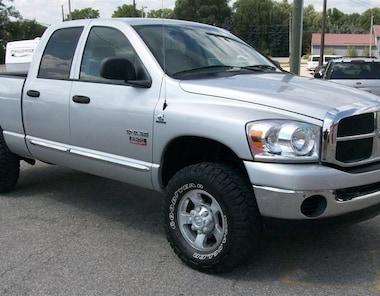 2007 Dodge Ram 2500 CUMMINS DIESEL QUADCAB 4X4 Truck