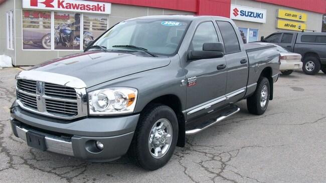 2008 Dodge Ram 2500 Laramie DIESEL QUAD SB RWD 2wd 2x4 Truck