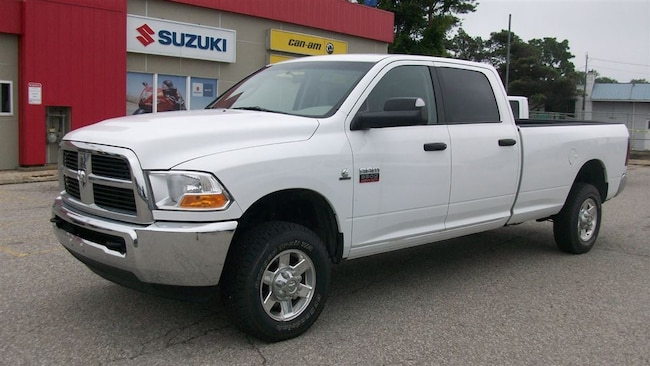2012 Dodge RAM 3500 Pickup CUMMINS DIESELSLT QUADCAB 4X4 Truck