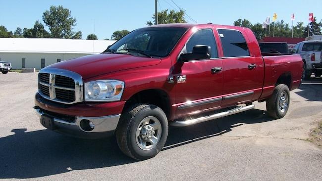2007 Dodge Ram 3500 megacab diesel SLT 4x4 Truck