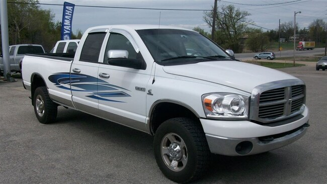 2009 Dodge Ram 3500 CUMMINS DIESEL 4X4 SLT QUADCAB 8' Truck