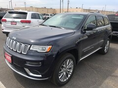 New 2018 Jeep Grand Cherokee SUMMIT 4X4 Sport Utility J8068 for Sale in Menomonie at Trail Dodge Chrysler Jeep Ram Fiat