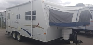 2006 JAY FEATHER 19 H