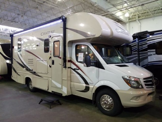 2017 CHATEAU Sprinter 24HL