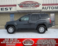 2014 Nissan Xterra OFF ROAD 4X4, BLUETOOTH, AUX AND USB, VERY CLEAN! SUV