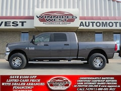 2015 Dodge 3500 MEGA CAB, CUMMINS DIESEL, LOADED, LIKE NEW, SHARP! Truck Mega Cab