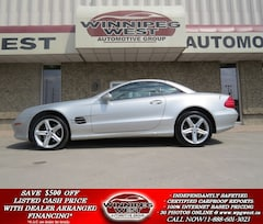 2005 Mercedes-Benz SL-Class 500 HARDTOP, EVERY OPTION, IMMACULATE! Convertible