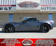 2012 Chevrolet Corvette GRAND SPORT COMMEMORATIVE EDITION Convertible
