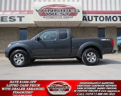 2013 Nissan Frontier PRO-4X V6 4X4, KING CAB , BLUETOOTH, BACKUP CAMERA Truck King Cab