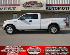 2013 Ford F-150 XLT, 3.5L ECOBOOST, LOADED, 1 OWNER, BLUETOOTH! Truck SuperCab