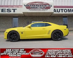 2015 Chevrolet Camaro 2SS 426HP 6 SP, TRANSFORMER YELLOW, LOADED, MODS Coupe