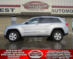2011 Jeep Grand Cherokee LAREDO 4X4, LOADED, PUSH BUTTON START, HUGE VALUE! SUV