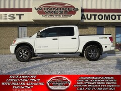 2014 Nissan Titan PRO-4X, 4x4, LEATHER, SUNROOF, NAV, TONNEAU Truck
