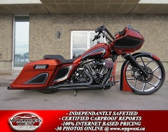 2013 HARLEY-DAVIDSON FLTR Road Glide BIG WHEEL, FULL CUSTOM, LOTS OF $$ SPENT!