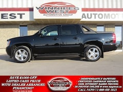 2011 Chevrolet Avalanche 1500 LT CREW 4X4, LOADED 1-OWNER MB TRUCK! Truck Crew Cab