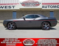 2014 Dodge Challenger R/T REDLINE, 5.7L HEMI 6 SPD, LEATHER, ROOF, FLAWL Coupe