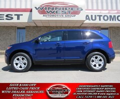 2014 Ford Edge SEL ALL WHEEL DRIVE, LOADED, SHARP, CLEAN!! SUV
