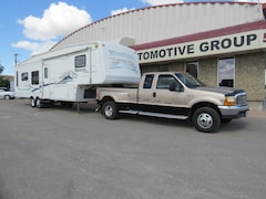 1999 Ford F-350 COMBINATION 7.3L TURBO DIESEL AND IMMAC 5TH WHEEL Super Cab
