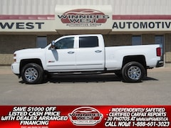 2019 Chevrolet SILVERADO 3500HD LT2 Z71 OFF RD 4X4 DURAMAX, HTD LEATHER, AS NEW! Truck Crew Cab