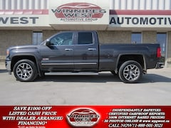 2014 GMC Sierra 1500 ALL TERRAIN 4X4, HEATED SEATS,LOADED, CLEAN, LOCAL Truck Double
