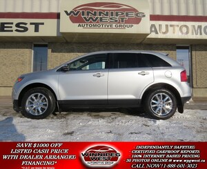 2013 Ford Edge LIMITED AWD, LEATHER, ROOF, NAV,  LOCAL LOW K'S!