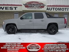 2008 Chevrolet Avalanche 1500 LT2 4X4, RURAL MB TK, START, GREAT HISTORY! Truck