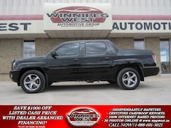 2014 Honda Ridgeline SPECIAL EDITION 4X4, LEATHER, LOADED, LOCAL!! Truck Crew Cab