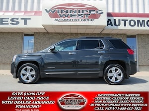 2014 GMC Terrain SLE-2 AWD, HEATED SEATS, BLUETOOTH, MB SUV
