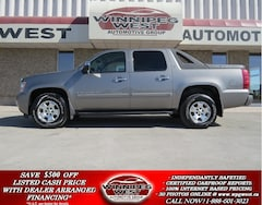 2007 Chevrolet Avalanche 1500 LT CREW 4X4, LOADED, FLAWLESS RURAL MB TRADE! Truck Crew Cab