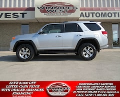 2010 Toyota 4Runner SR5 SPORT V6 4X4, ROOF, LEATHER, CLEAN, LOCAL! SUV