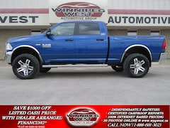 2016 Ram 2500 SLT CREW 4X4, RAM BOX, BLUETOOTH, NAV READY!! Truck