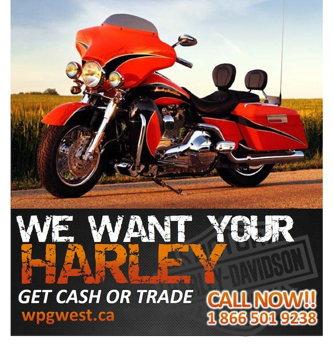 Used 2015 HARLEY-DAVIDSON Other For Sale | Headingley MB