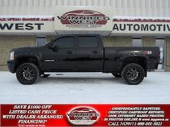 2014 Chevrolet Silverado 2500HD LTZ Z71 OFF RD 4X4, DURAMAX, LIFT, LOADED, SHARP! Truck Crew Cab
