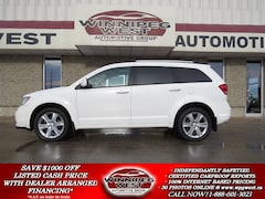 2011 Dodge Journey R/T 7 PASSENGER AWD, NAV, ROOF, LEATHER SUV