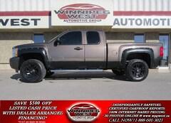 2007 Chevrolet Silverado 1500 LT 5.3L V8 4X4, LIFT, DUAL EXST, COLD AIR & MORE! Truck Extended Cab