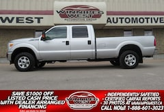 2013 Ford F-350 XLT CREW 8FT LONG BOX 6.2L 4X4, BIG SRV HISTORY! Truck Crew Cab