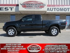2009 Toyota Tacoma SR5 V6 4X4, AUTO, BACKUP CAM, CLEAN 1 OWNER TRADE! Truck Access Cab